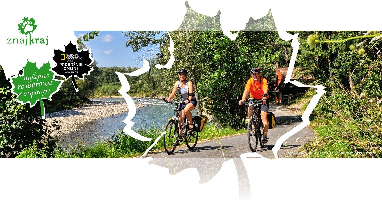 Droga rowerowa Velo Dunajec