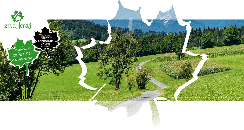 Droga rowerowa w dolinie Gitschtal w Karyntii