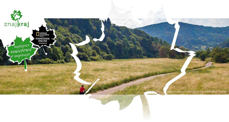 Droga rowerowa w dolinie Popradu