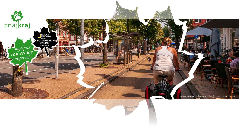 Droga rowerowa w Groningen