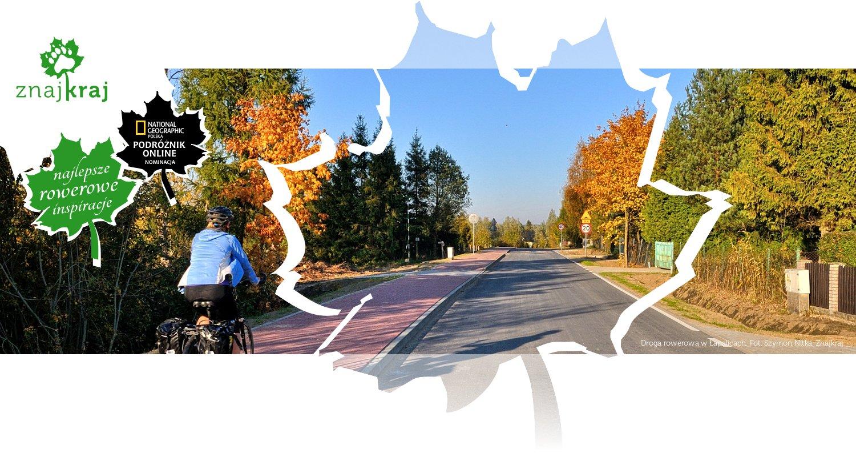 Droga rowerowa w Łapalicach