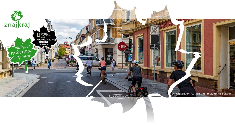 Droga rowerowa w Markkleebergu