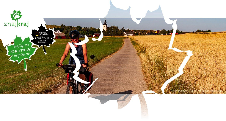 Droga rowerowa w Saksonii