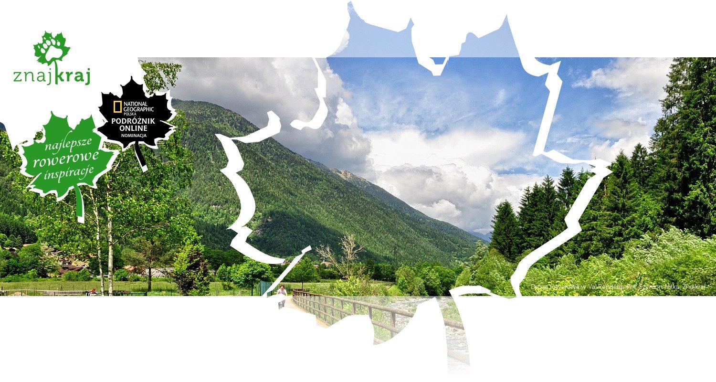 Droga rowerowa w Val Rendena