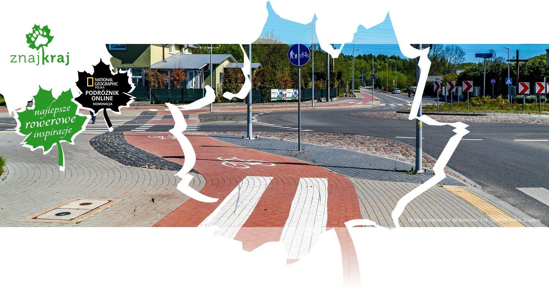 Droga rowerowa w Wejherowie