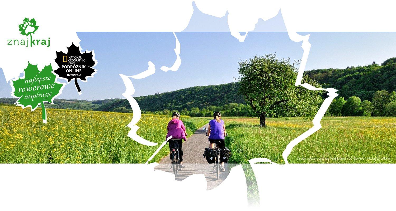 Droga rowerowa we Frankonii
