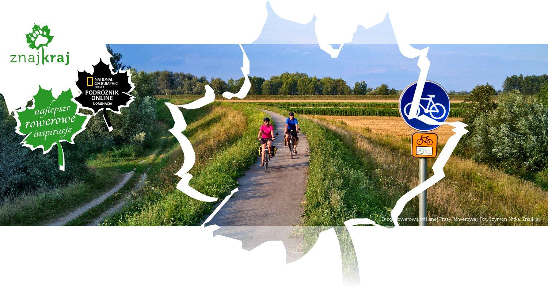 Droga rowerowa Wiślanej Trasy Rowerowej