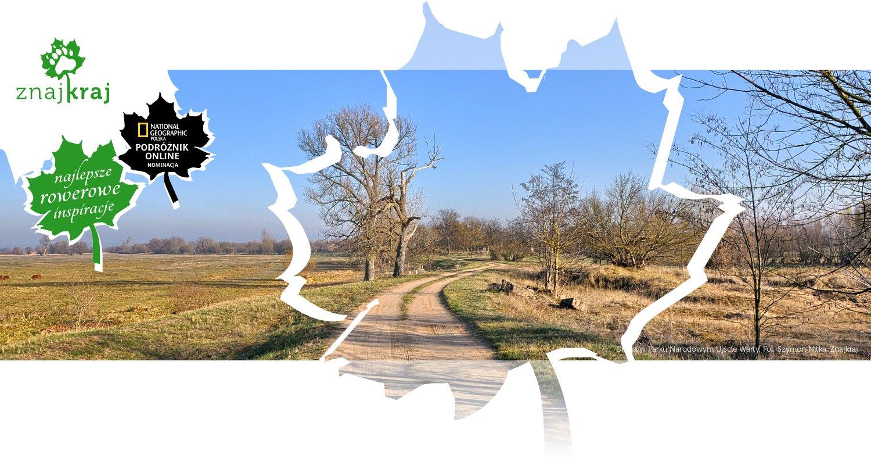 Droga w Parku Narodowym Ujście Warty