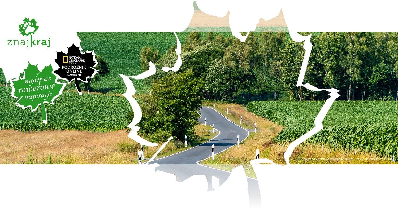 Droga w Saksonii w Rudawach