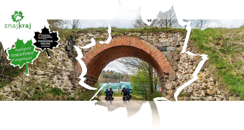 Drugi wiadukt kolejowy w Glaznotach