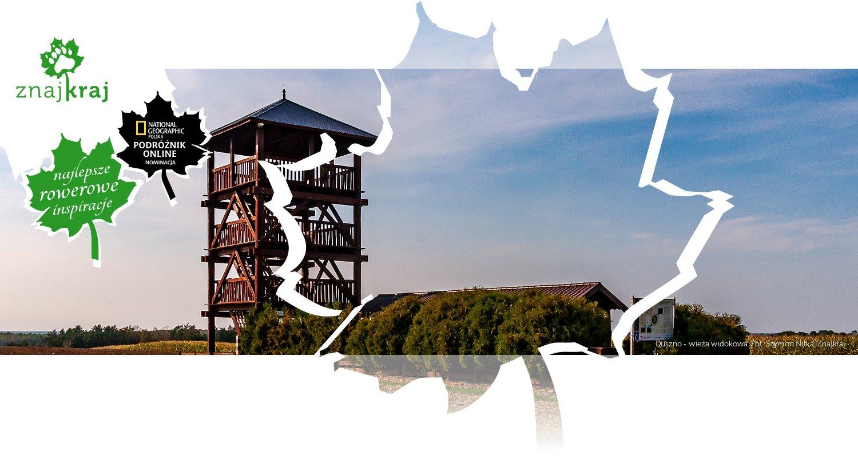 Duszno - wieża widokowa