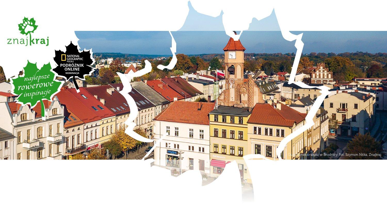 Duży Rynek i ratusz w Brodnicy