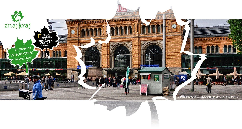 Dworzec główny DB w Hanowerze