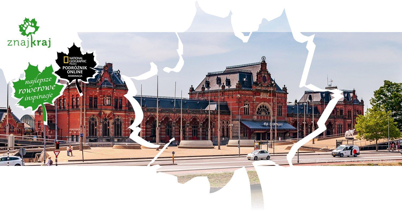 Dworzec główny w Groningen