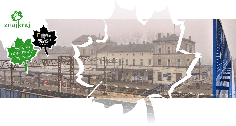 Dworzec kolejowy w Krzyżu Wielkopolskim