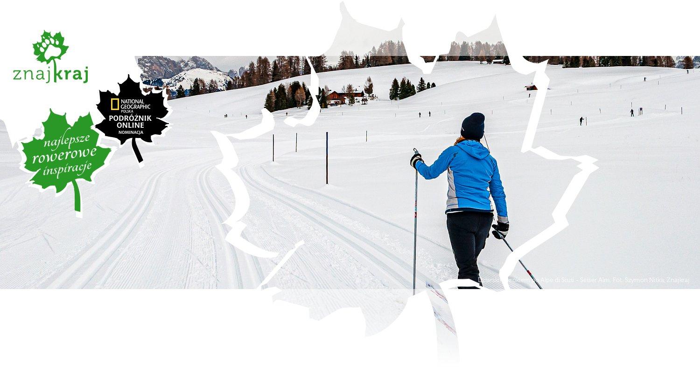 Dziarskim krokiem po Alpe di Siusi - Seiser Alm