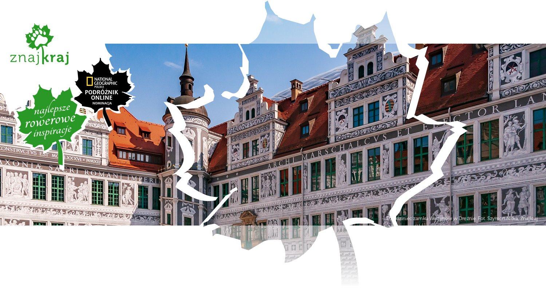 Dziedziniec zamku Wettynów w Dreźnie