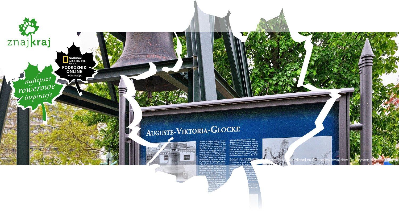 Dzwon cesarzowej Augusty Wiktorii na Cmentarzu Inwalidów
