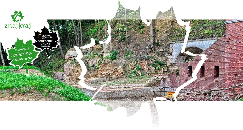 Efekt prac ziemnych w forcie Salis-Soglio