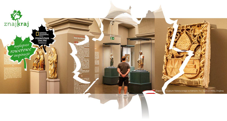 Eksponaty muzeum historycznego w Admont
