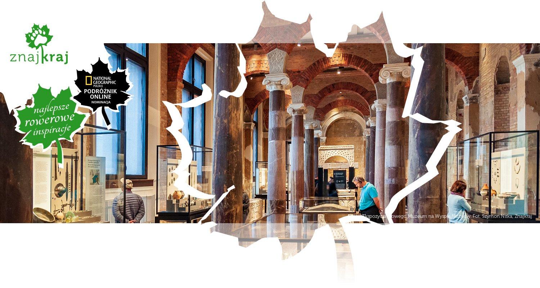 Ekspozycja Nowego Muzeum na Wyspie Muzeów