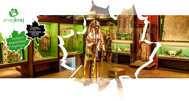 Ekspozycja w Muzeum Karola Maya w Radebeul