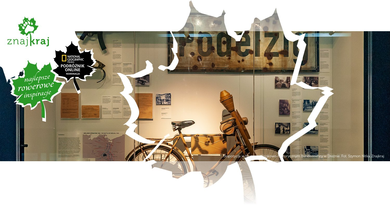 Ekspozycja w Muzeum Wojskowo-Historycznym Bundeswehry w Dreźnie