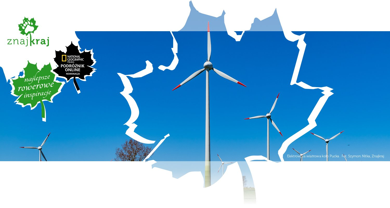 Elektrownia wiatrowa koło Pucka