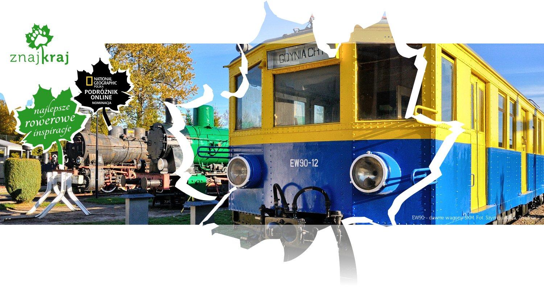 EW90 - dawne wagony SKM