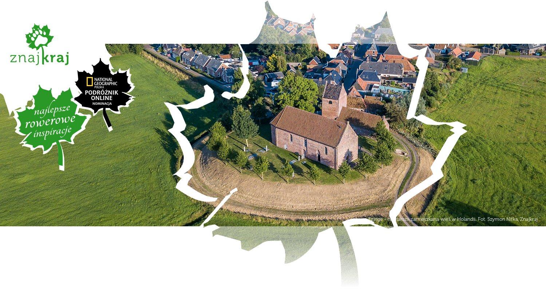 Ezinge - najstarsza zamieszkana wieś w Holandii