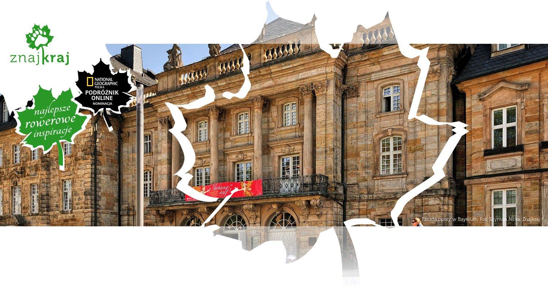 Fasada opery w Bayreuth