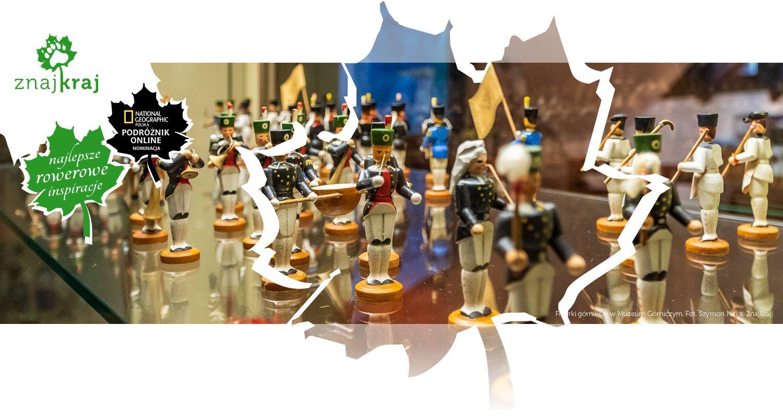 Figurki górników w Muzeum Górniczym