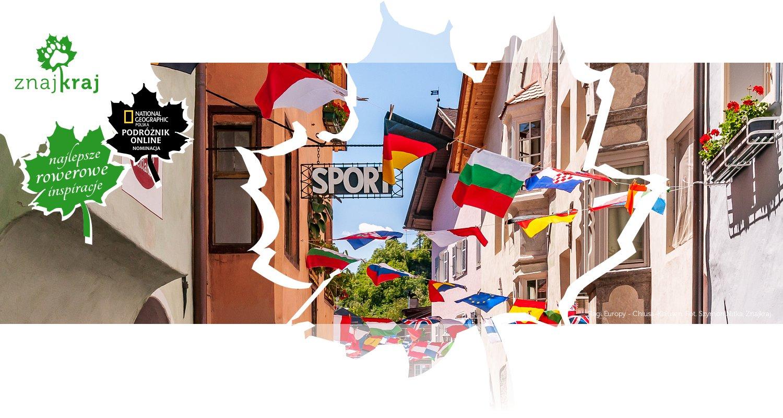 Flagi Europy - Chiusa-Klausen