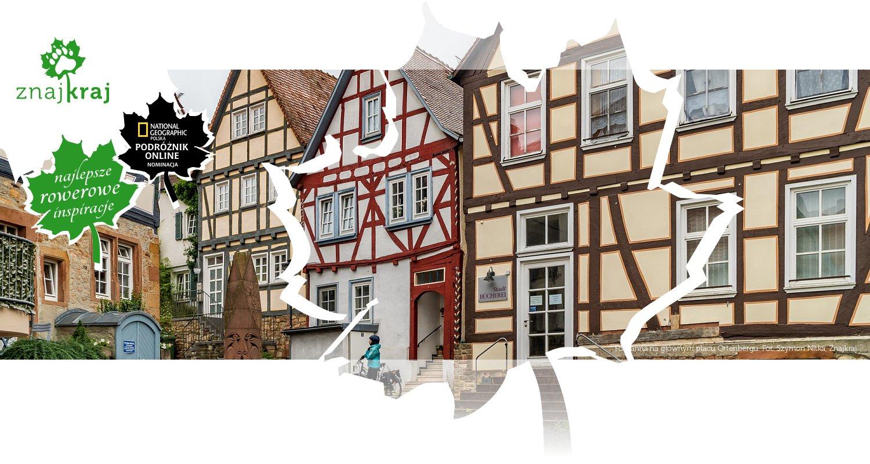 Fontanna na głównym placu Ortenbergu