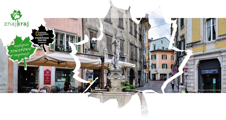 Fontanna Neptuna w Rovereto
