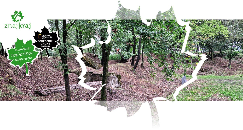Fort IXa Przy krzyżu - Twierdza Przemyśl