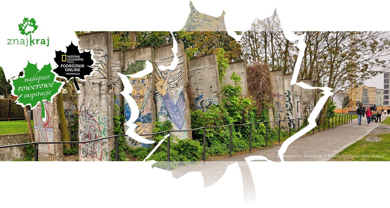 Fragmenty Muru Berlińskiego w Berlinie
