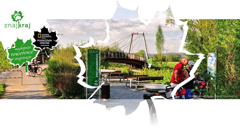 Frankonia na rowerze