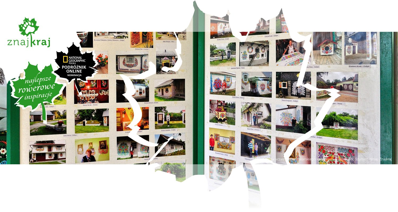 Galeria uczestników malarskiego konkursu w Zalipiu