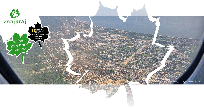 Gdańsk i Trójmiasto z góry