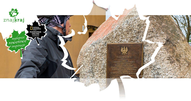 Głaz-pomnik plebiscytowy w Lubstynku