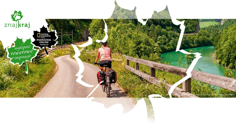 Górna Austria - szlak rowerowy nad Anizą