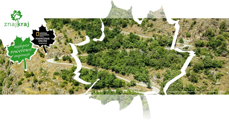 Górna serpentyna w Południowym Tyrolu