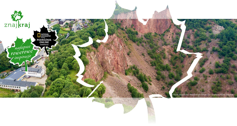 Górnicze zapadlisko Altenberger Pinge