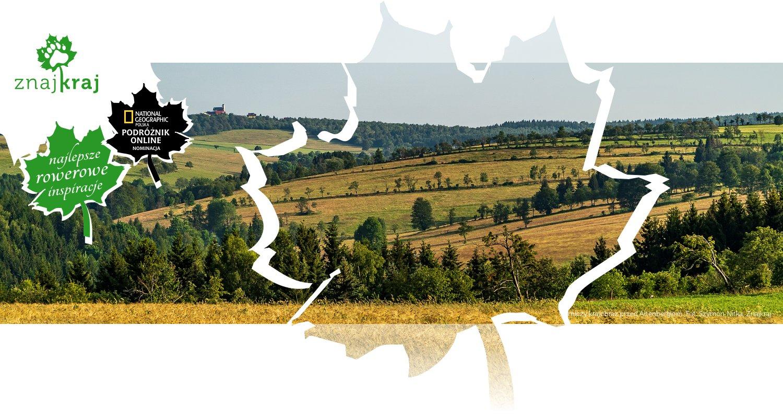 Górniczy krajobraz przed Altenbergiem