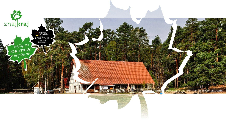 Gospoda w Wildparku Schorfheide koło Groß Schönebeck