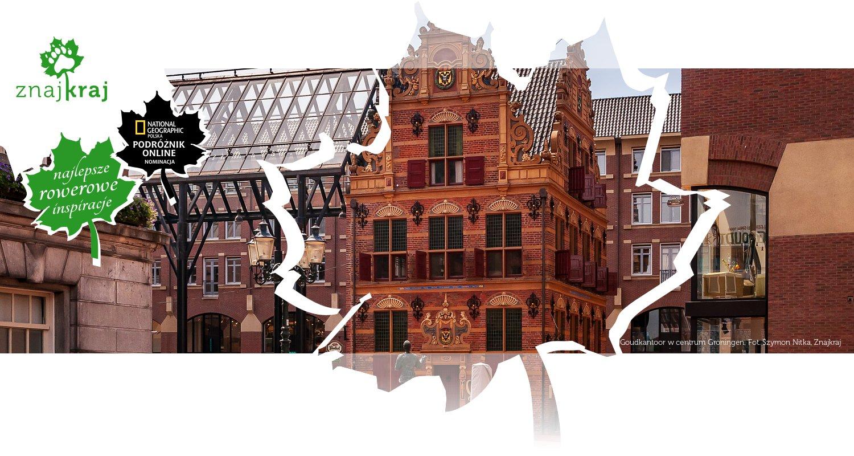 Goudkantoor w centrum Groningen