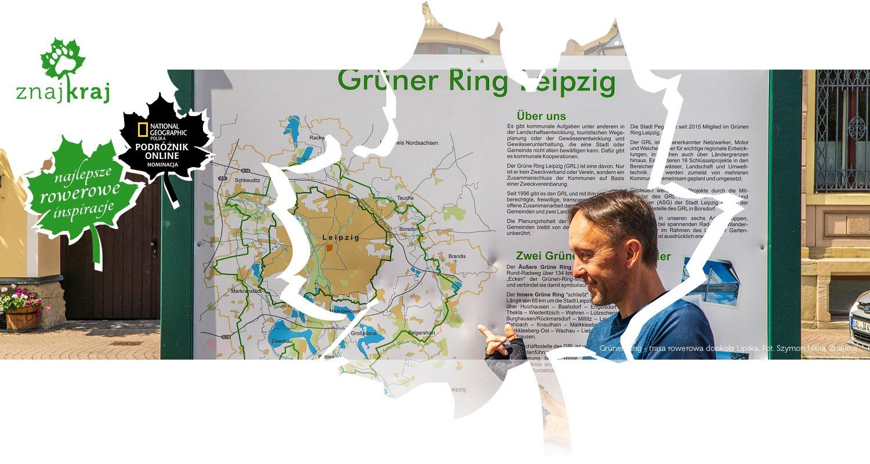 Grüner Ring - trasa rowerowa dookoła Lipska