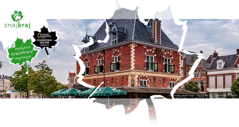 Historyczna miejska waga - Leeuwarden