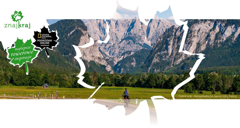 Hochtor w tle - Alpy austriackie